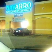 Photo taken at Navarro by Manuel B. on 2/18/2011