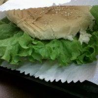 Photo taken at SP Burger by Alberto J S M. on 9/20/2011