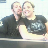 Photo taken at Waffle House by Gayla G. on 11/9/2011