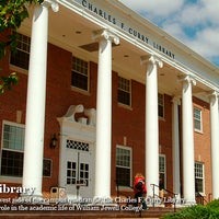 Photo taken at Charles F. Curry Library by William Jewell College on 8/18/2011