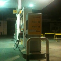 Photo taken at Shell by Gonzalo V. on 8/12/2012