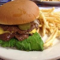 Photo taken at Steak 'n Shake by Josh W. on 11/4/2011