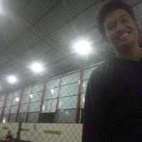 Photo taken at Panglima futsal by Niko D. on 11/27/2011