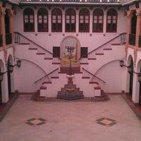 Photo taken at Casa de España by Francisco F. on 4/4/2012