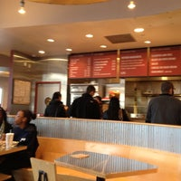 Photo taken at Chipotle Mexican Grill by Pat P. on 12/24/2011