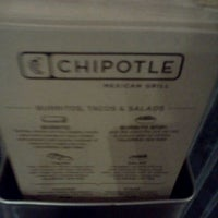 Photo taken at Chipotle Mexican Grill by Philip G. on 11/5/2011