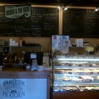 Photo taken at Homemade Ice Cream and Pie Kitchen by Lynette V. on 5/6/2012