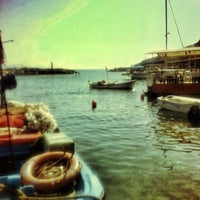 4/30/2012 tarihinde M. Serdar K.ziyaretçi tarafından Assos Antik Liman'de çekilen fotoğraf