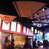 Photo taken at Qdoba Mexican Grill by Griff H. on 8/31/2012