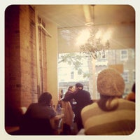 Photo taken at Lit Espresso Bar by Yuli S. on 10/22/2011