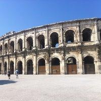 Photo prise au Arènes de Nîmes par Dany O. le9/8/2012
