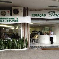 Photo taken at Estação Doçura by Priscila L. on 1/28/2012