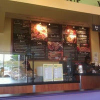 Photo taken at Camilles Sidewalk Cafe by Joel V. on 11/10/2011