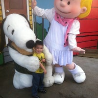 Photo taken at Camp Snoopy by RJ on 12/27/2011