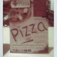 Photo taken at Cherry Box Pizza by Amy R. on 7/12/2011