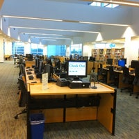 Photo taken at West Regional Library by Pablo I. on 1/26/2012