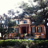 Photo taken at Telfair Museums' Owens-Thomas House by Nick R. on 11/13/2011