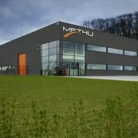 Photo taken at Methu by Stijn B. on 4/26/2012