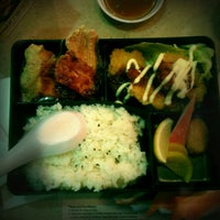 Photo taken at Sushi King by Chow N. on 1/28/2012