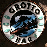 Photo taken at Grotto Bar by C Bass .. on 12/24/2011