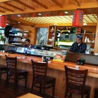 Photo taken at Fuji Sushi by Dora C. on 4/28/2012