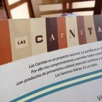 Photo taken at Las Carnitas by Leonardo W. on 8/30/2012