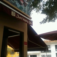 Photo taken at Juan Valdez Café by John A. on 8/12/2012