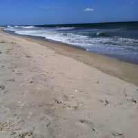 Photo taken at Nauset Beach by Jimmy W. on 10/15/2011