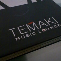 Photo taken at Temaki Music Lounge by Elghen S. on 7/15/2012