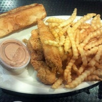 Photo taken at Raising Cane's by Jason C. on 2/25/2012