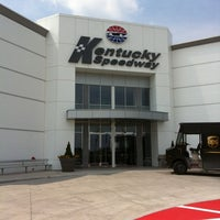 Photo taken at Kentucky Speedway by TJ M. on 7/18/2011