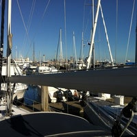 Photo taken at Elliott Bay Marina by Michael on 9/4/2012