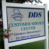 Photo taken at Georgia Department of Driver Services by Hostile N. on 8/7/2012