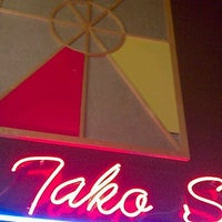 Photo taken at Tako Sushi by kumi m. on 2/24/2012