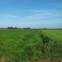Photo taken at LOFAR field Koedijk by Robin K. on 9/23/2011