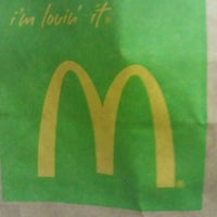 Photo taken at McDonald's by Greg P. on 9/22/2011
