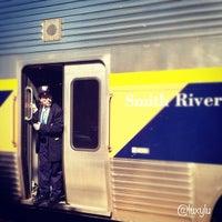 Photo taken at Martinez Station (MTZ) by Lulu on 10/23/2011