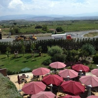 Photo taken at Hotel Villa de Laguardia by Pomin A. on 6/20/2012