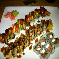Photo taken at Fuji Sushi by Stefan B. on 7/9/2011