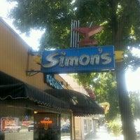 Photo taken at Simon's by Kevin E. on 9/8/2011