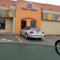 Photo taken at Taco Bell by Leah M. on 9/18/2011