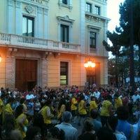 Foto tomada en Plaça de l'Ajuntament por José Antonio R. el 7/14/2012