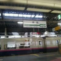 Photo taken at JR 盛岡駅 by Rei K. on 11/29/2011