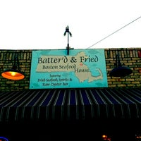 Photo taken at Batter'D-Fried Boston Seafood by Todd H. on 6/10/2012