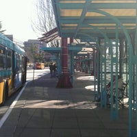 Photo taken at Northgate Transit Center by Mike F. on 3/24/2012
