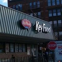 Photo taken at Key Food by Sherwin M. on 12/8/2011