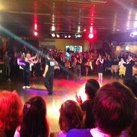 Photo taken at La Viruta Tango Club by Javier F. on 6/10/2012
