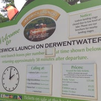 Photo taken at Keswick Launch by TheLex on 6/1/2012