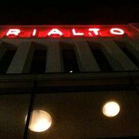 Photo taken at Rialto by Hilbert K. on 3/8/2011