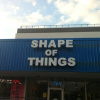 Photo taken at Shape of Things by Louise S. on 11/1/2011